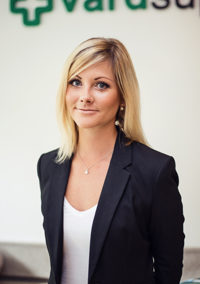 Michaela Holmström