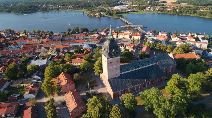 Vi kom med i upphandlingen för Strängnäs kommun!